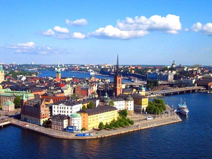 Экскурсионные туры в скандинавские страны